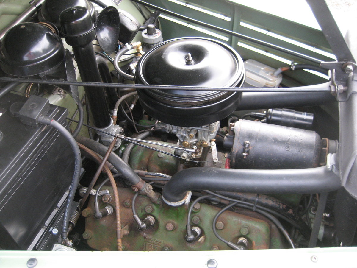 1950 Ford V8 Pilot For Sale (picture 5 of 6)