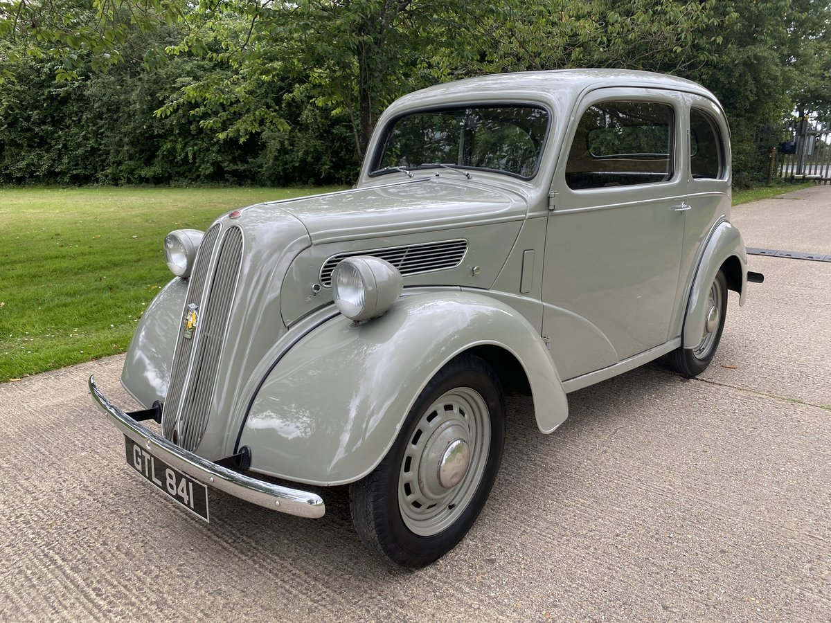 1953 Ford Anglia For Sale (picture 3 of 6)
