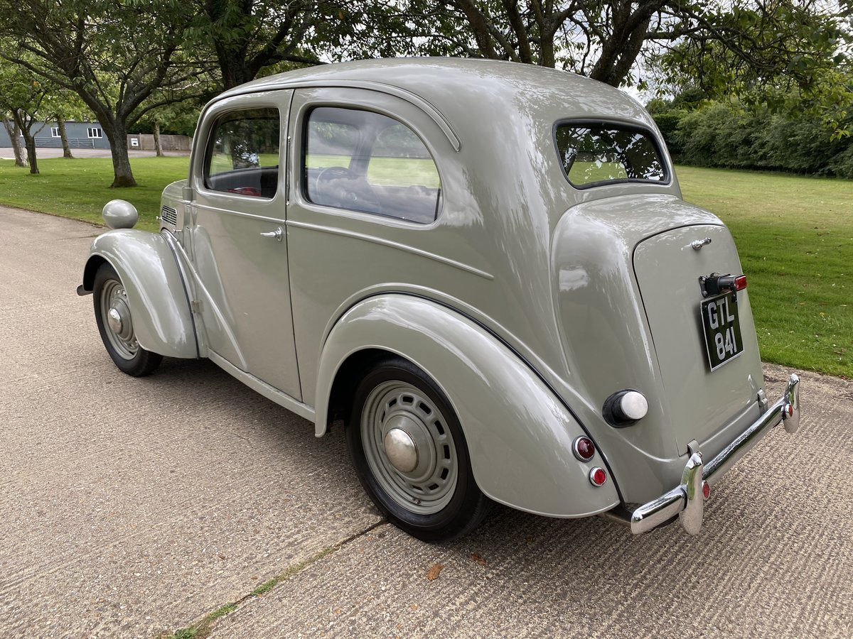 1953 Ford Anglia For Sale (picture 4 of 6)
