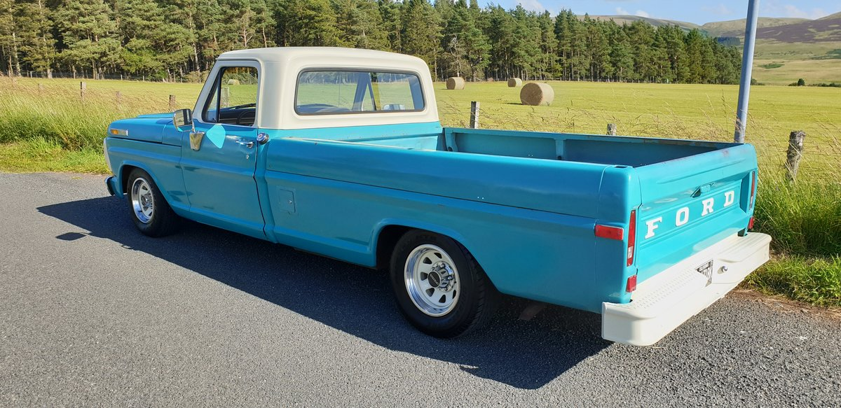 1972 Ford F100 For Sale (picture 2 of 6)