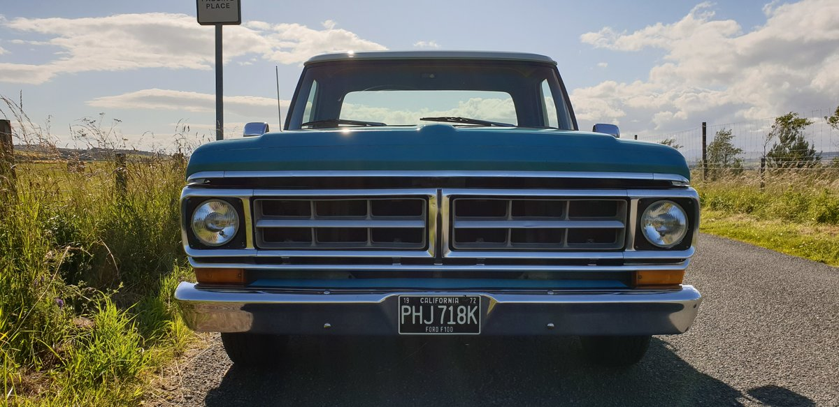 1972 Ford F100 For Sale (picture 3 of 6)