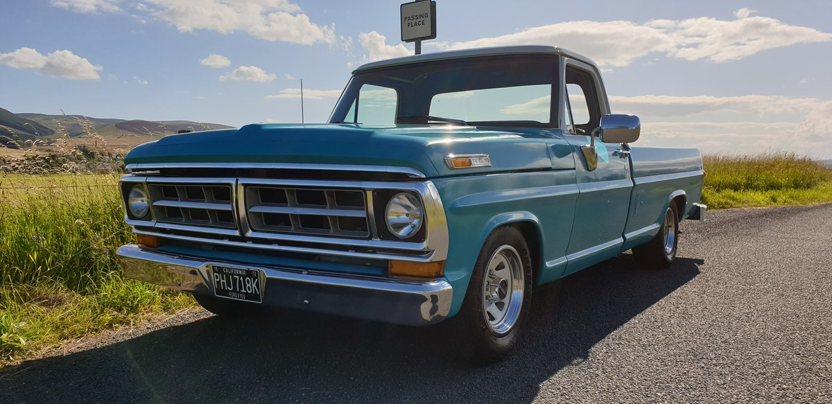 1972 Ford F100 For Sale (picture 4 of 6)