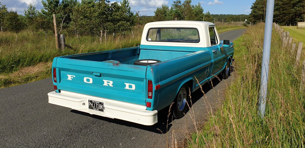 1972 Ford F100 For Sale (picture 6 of 6)