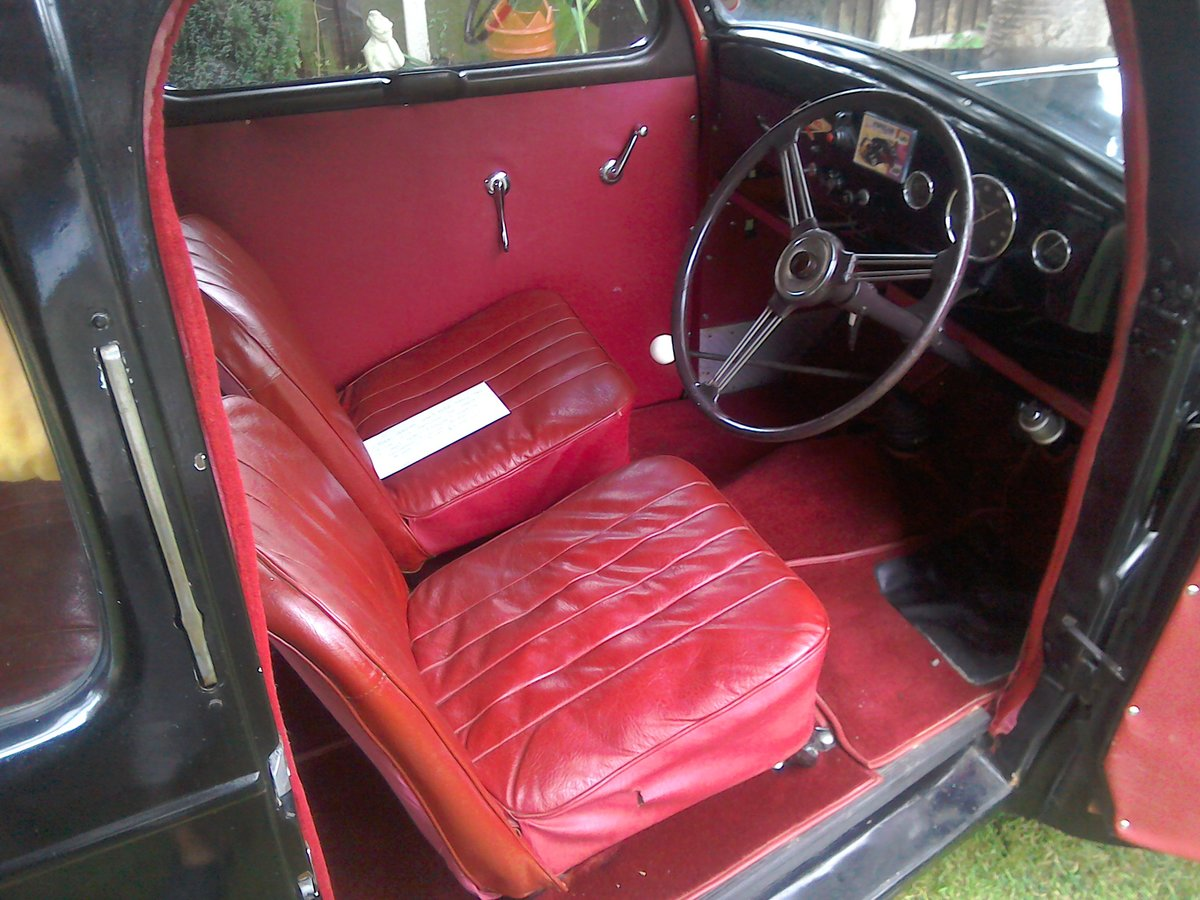 1953 Ford Popular 103e (sit up and beg) SOLD (picture 6 of 6)