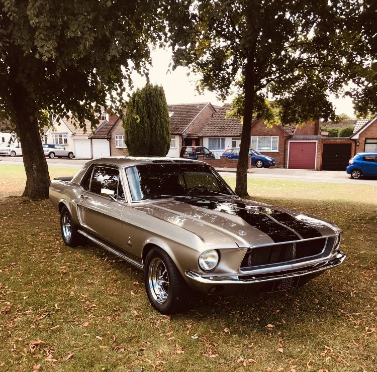 1967 Ford mustang coupe For Sale (picture 1 of 6)