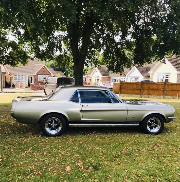 1967 Ford mustang coupe For Sale (picture 2 of 6)