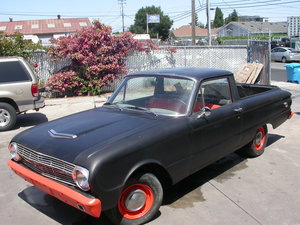 1962 CALIFORNIA CLASSIC LOTS OF WORK DONE $9200 SHIPPING INCLUDED