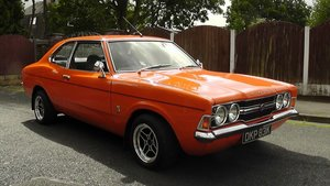 Ford cortina gt mk3 2 door may px