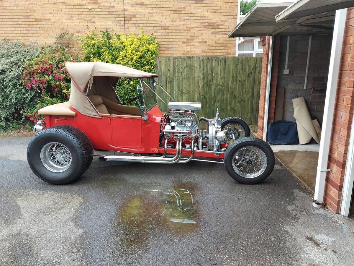 1923 Ford T Bucket For Sale (picture 1 of 4)
