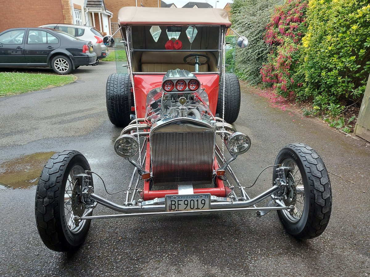 1923 Ford T Bucket For Sale (picture 2 of 4)