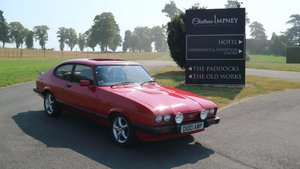 Ford Capri 2.8 Turbo Technics 1987 - one Owner  For Sale