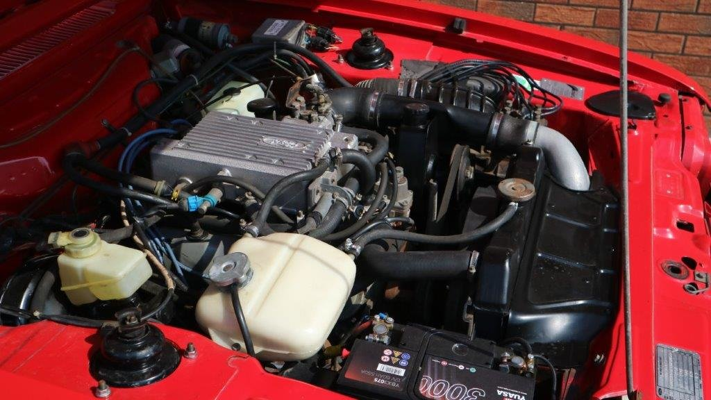 Ford Capri 2.8 Turbo Technics 1987 - one Owner  For Sale (picture 6 of 6)