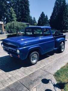 1957 Ford Pickup  For Sale by Auction