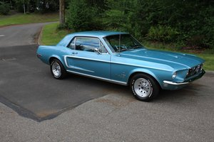 1968 Ford Mustang Hardtop For Sale by Auction