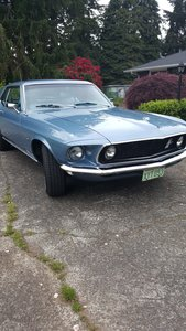 1969 Ford Mustang Coupe For Sale by Auction