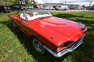 1966 Ford Thunderbird Convertible For Sale by Auction
