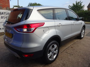 2013 KUGA 4X4 2LTR DIESEL IN BLUE 85K WITH F.S.H MOTED 2021 SMART
