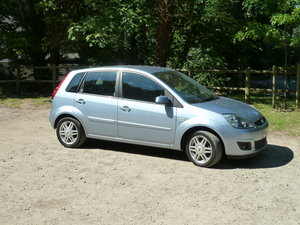 Picture of 2006 FORD FIESTA 1.4 GHIA 5DR CLIMATE FULL LEATHER FULL HISTORY For Sale