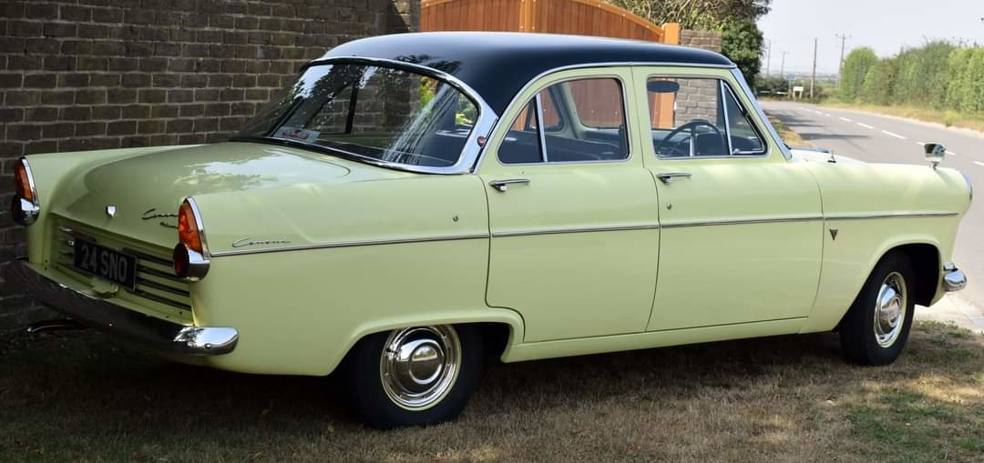 1959 Ford Consul mk2  For Sale (picture 2 of 6)