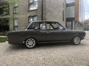 Mk2 cortina series 1 2 door lotus spec body
