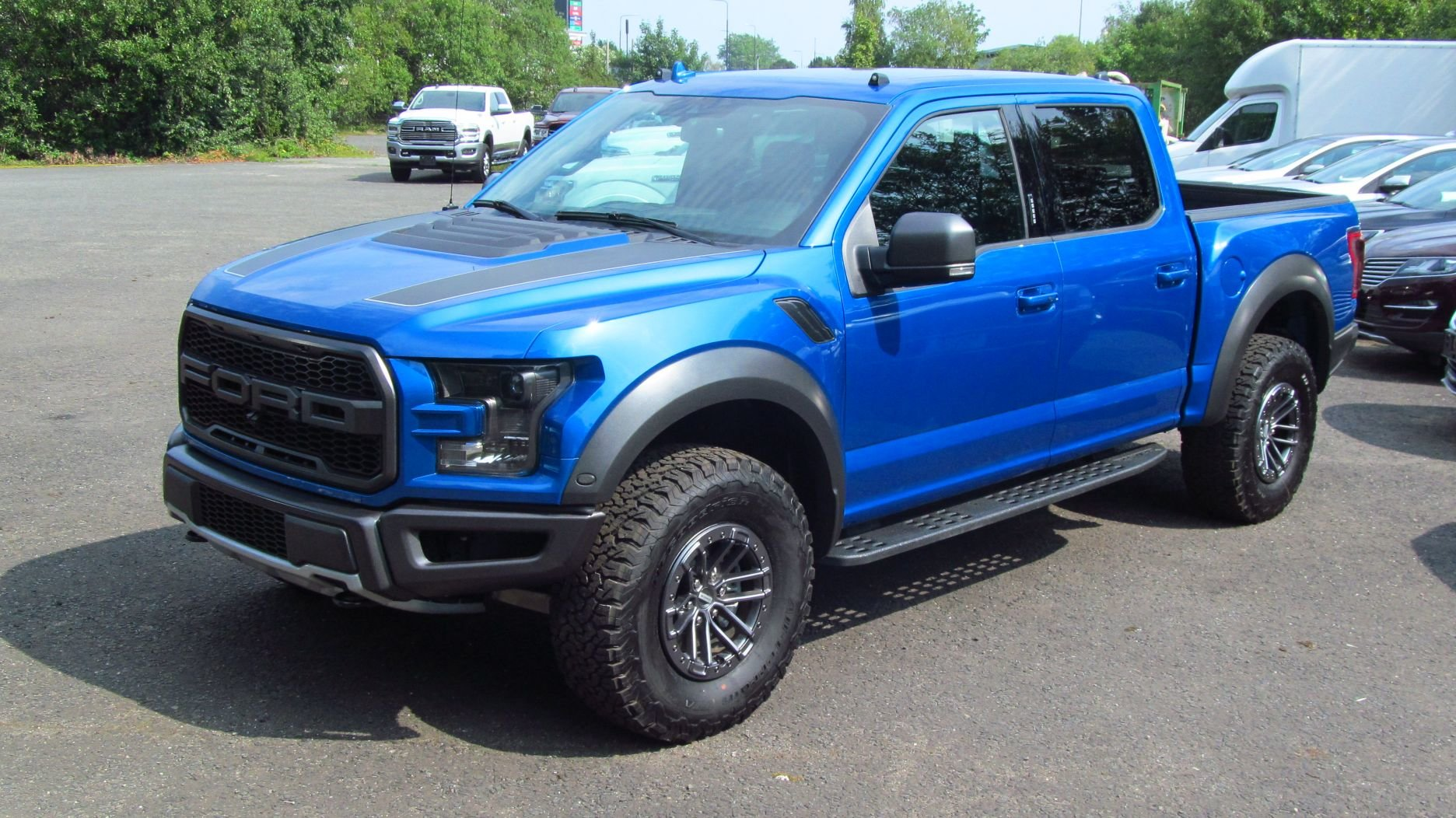 2019 NEW September reg Ford F-150 RAPTOR For Sale (picture 1 of 6)