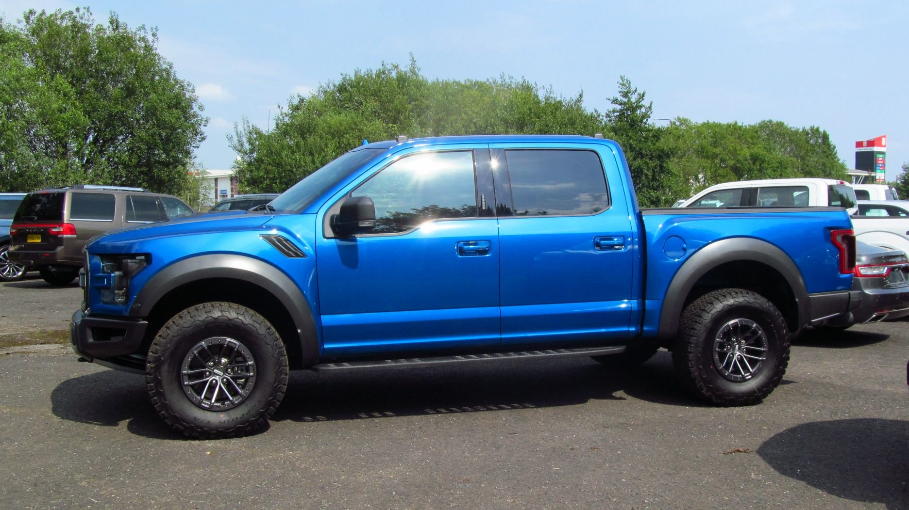 2019 NEW September reg Ford F-150 RAPTOR For Sale (picture 2 of 6)