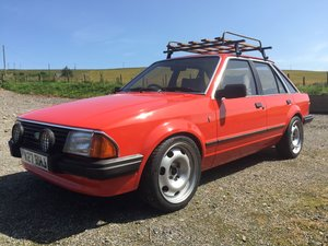 Picture of 1984 Ford Escort Ghia