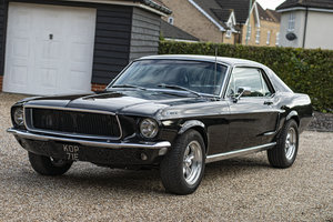 1967 Restored Ford Mustang Coupe
