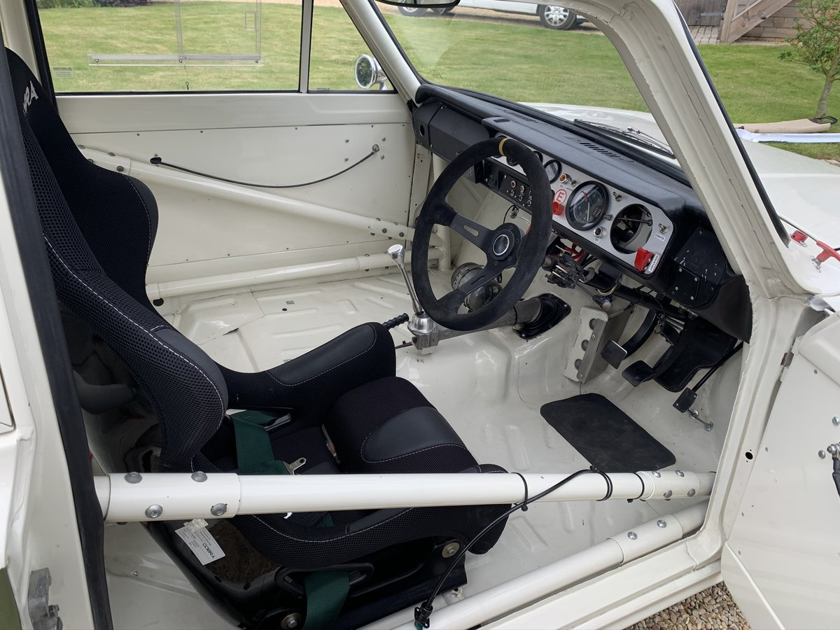 1966 Lotus Cortina FIA Historic Race Car For Sale (picture 4 of 6)