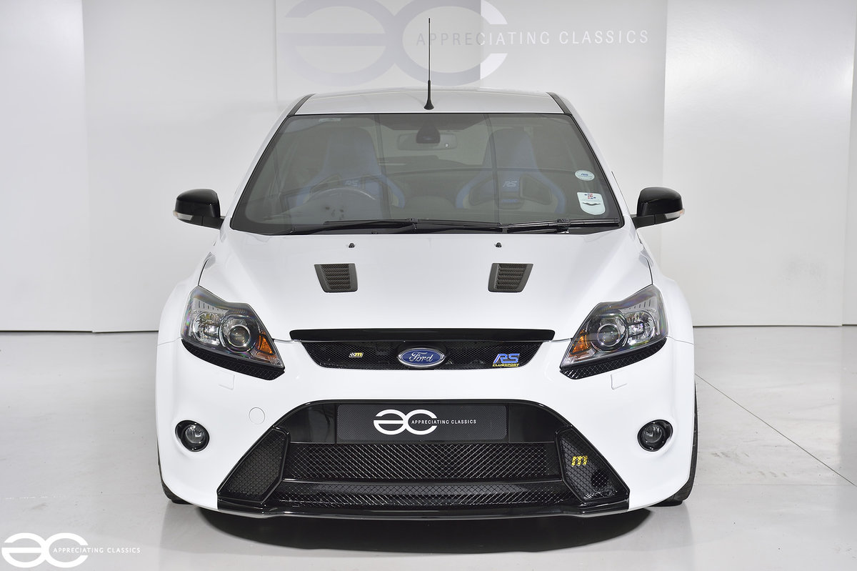 2010 A fantastic & Rare Focus RS 'Clubsport' - 21k Miles SOLD (picture 1 of 6)