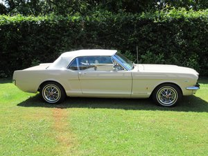 Picture of 1966 Rare superb mustang GT convertible