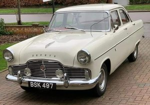 1960 Ford zephyr mk2 with overdrive