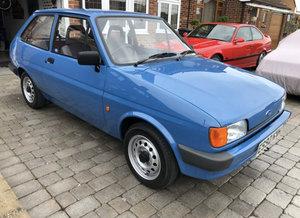1988 MK2 fiesta fully restored 100% mint For Sale