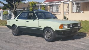 1981 Ford Cortina XR6 original low km