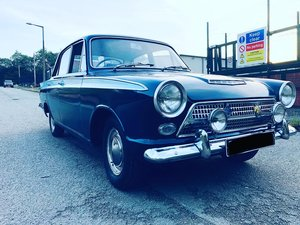 Ford mk1 consul cortina ready to drive or show