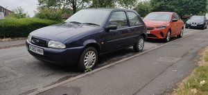 Ford Fiesta 1.25 LX 3 Door