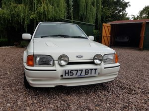 Picture of 1990 Ford RS Turbo - A Most Genuine Unmolested Car SOLD