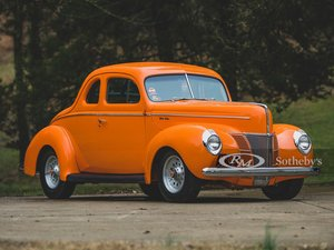 1940 Ford Coupe Custom