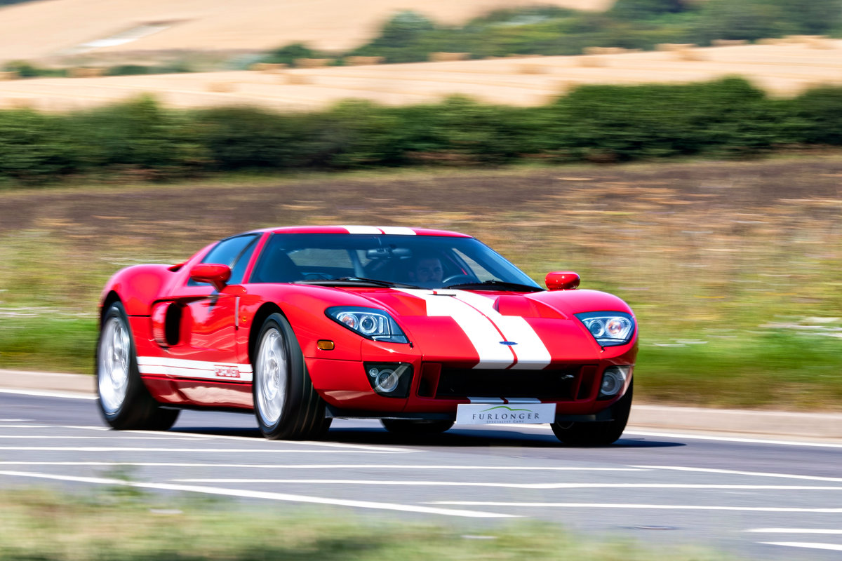 2005 Ford GT - 1 Of 101 EU Cars For Sale (picture 1 of 5)