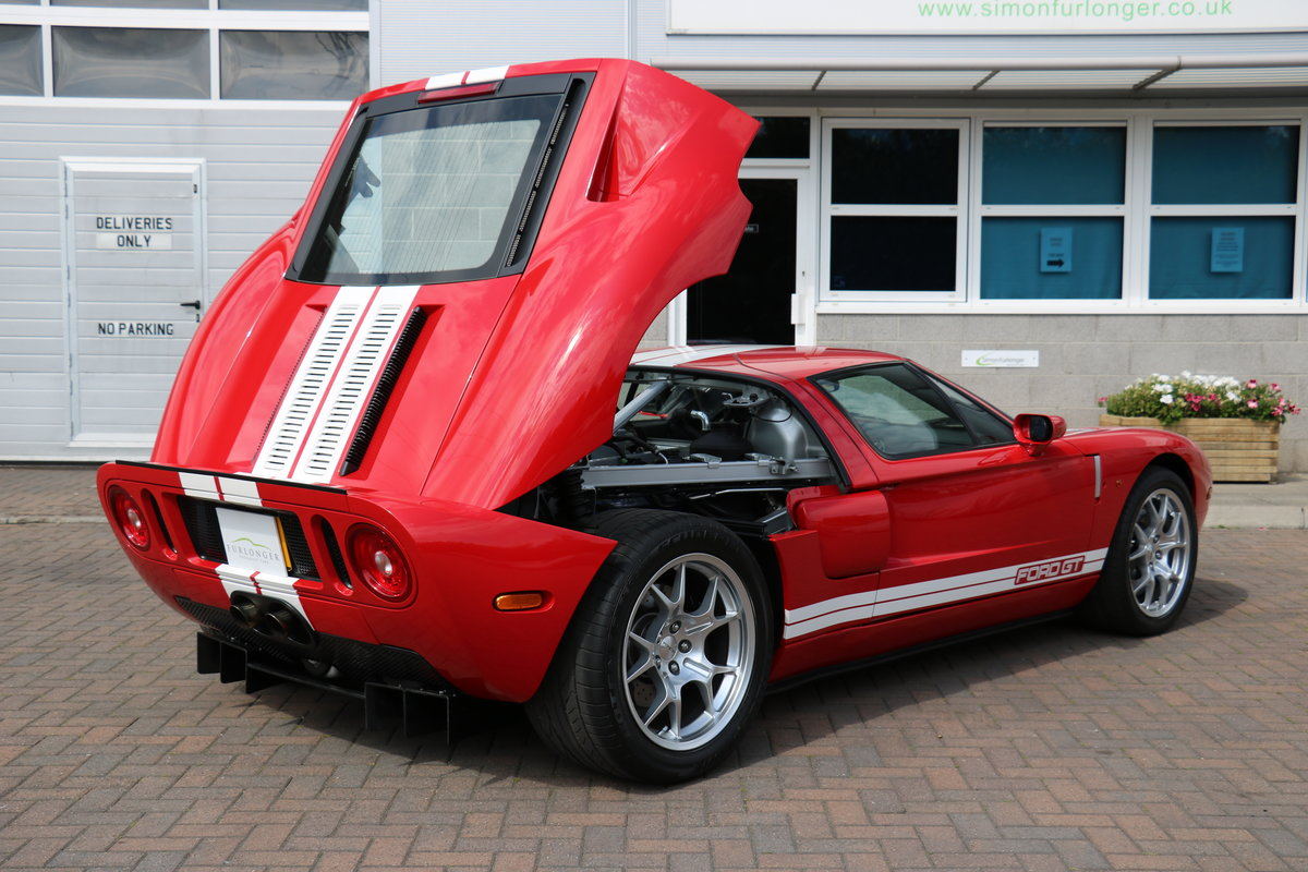 2005 Ford GT - 1 Of 101 EU Cars For Sale (picture 5 of 5)