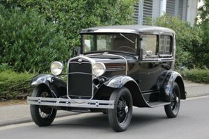 Ford Model A Tudor, 1931, 15.900,- € For Sale