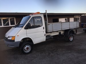 1994 Ford Transit County 4x4