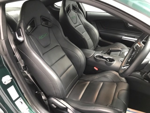 2020 Ford Mustang Bullitt Limited Edition, Just 1,300 miles  SOLD (picture 5 of 6)