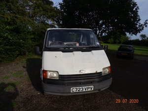 Picture of 1986 FORD TRANSIT 190, 2.5 Di