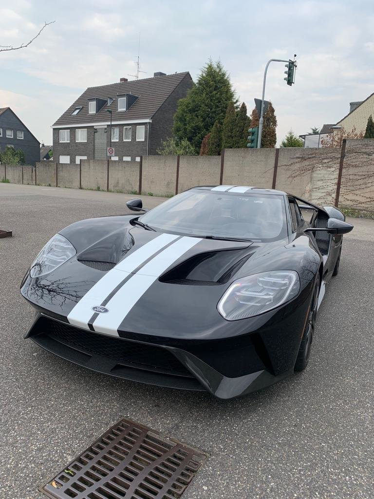 2018 Ford GT SuperCar Driven Only 60 Kilometers For Sale (picture 2 of 6)