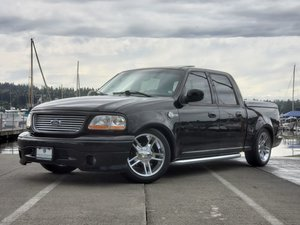 Picture of 2002 Ford F150 Crew Cab SOLD by Auction