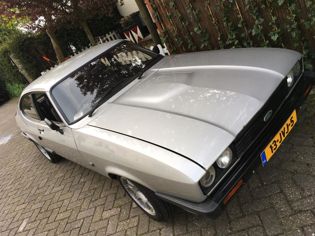 1985 Ford Capri RHD 2,9 injection 1984 For Sale (picture 6 of 6)