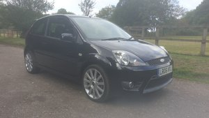 2006 FORD FIESTA ST150 FACTORY CONDITION AND STANDARD