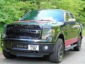 Picture of 2014 Ford F150 FORD F150 TWIN TURBO 3.5 LITRE AUTOMATIC SUPERCREW SOLD