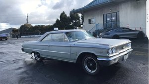 1963 1/2 Ford Galaxie Fastback
